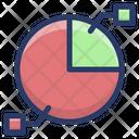 Pie Chart Pie Graph Data Analytics Icon
