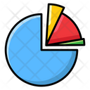 Pie Chart Doughnut Chart Scattered Donut Icon