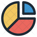 Pie Cart Piecart Analysis Icon