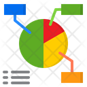 Chart Report Pie Chart Icon