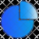 Infographic Chart Pie Icon