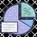 Chart Diagram Finance Icon