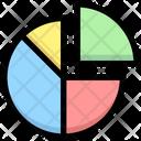 Pie Chart Analytics Analysis Icon