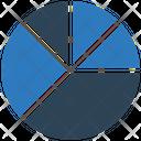 Pie Chart Chart Analytics Icon
