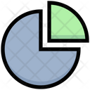 Pie Chart Chart Diagram Icon