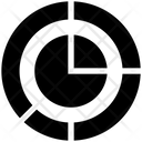 Pie Chart Circle Chart Diagram Icon