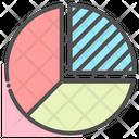 Pie Chart Analytics Chart Icon