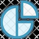 Analyze Diagram Pie Icon