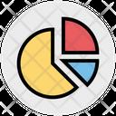 Business Graph Pie Icon
