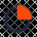 Storage Pie Chart Ui Icon Icon