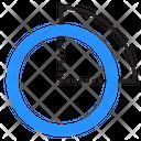 Diagram Circular Round Icon