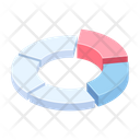 Circle Chart Diagram Data Icon