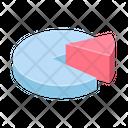 Circle Chart Data Diagram Icon