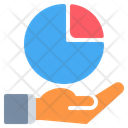 Pie Chart Analitic Icon