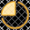 Pie Chart Pie Storage Icon