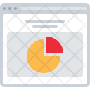 Chart Analytics Development Icon