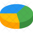 Pie Chart Infographic Chart Icon