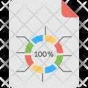 Data Visualization Infographics Icon
