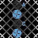 Chart Growth Optimization Icon