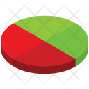 Pie Chart Chart Infographic Icon