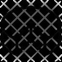 Data Circle Business Icon