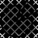 Pie Chart Slice Circle Icon