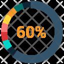 Circular Chart Diagram Icon