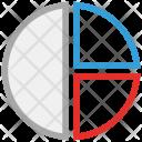 Chart Circle Analysis Icon