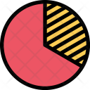 Pie Chart Finance Icon