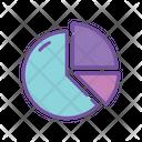Pie Charts Icon