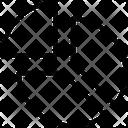 Pie Graph Icon