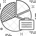 Pie Graph Chart Icon