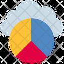 Cloud Computing Graph Icon