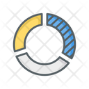 Pie Graph Business Chart Icon