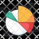 Pie Graph Pie Chart Analytics Icon