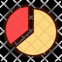 Pie Graphic Pie Chart Analysis Icon