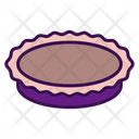 Pie Plate Icon