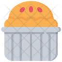 Pie Tin Baked Cooking Icon