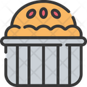 Pie tin Icon