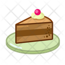 Piece Of Cake Food Meal Icon
