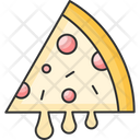 Piece Of Pizza Icon