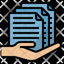 Piece Work Task Employment Icon