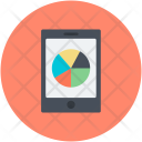 Piechart Graphical Finance Icon