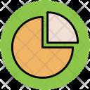 Piechart Chart Infographic Icon