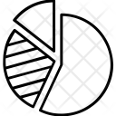 Piechart Graph Chart Icon