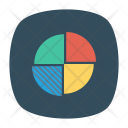 Piechart Percentage Graph Icon