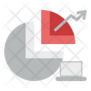 Piechart Analytics Diagram Icon
