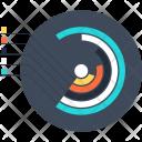 Piechart Analytics Chart Icon