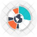 Piechart Compare Analytics Icon