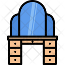 Pier Glass Table Icon